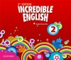 Incredible English Second Edition 2 Class Audio CD