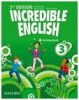 Incredible English Second Edition 3 Class Audio CD