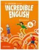 Incredible English Second Edition 4 Activity Book