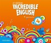 Incredible English Second Edition 4 Class Audio CD