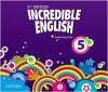 Incredible English Second Edition 5 Class Audio CD