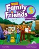 Family and Friends Second Edition 5 Class Book