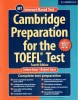 Cambridge preparation for the TOEFL ® test 4th edition