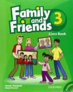 Family and Friends 3 Class Book (русское издание)
