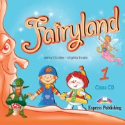 Fairyland 1 Class Audio CD