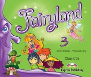 Fairyland 3 Class Audio CD