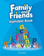 Family and Friends  Alphabet Book