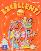 Excellent!  Starter Pupils Book