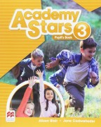 Academy Stars 3 Pupils Book