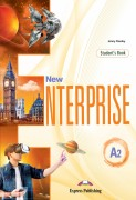 New Enterprise A2 Student's Book with App