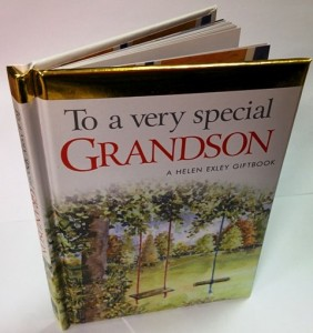 To a very special Grandson