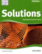Solutions Second Edition Elementary Student Book