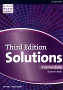 Solutions Intermediate Student's Book Third edition