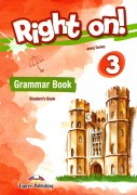 Right on! 3 Grammar book