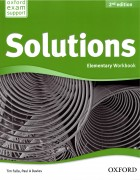 Solutions Elementary Second Edition Workbook