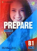 Prepare B1 Level 5 Student Book  Second edition