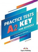 Key for Schools Practice Tests A2. Student's Book with Digibooks app.