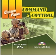 Career Paths: Command & Control Book 1&2 Audio CDs