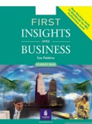 First Insights into Business Coursebook
